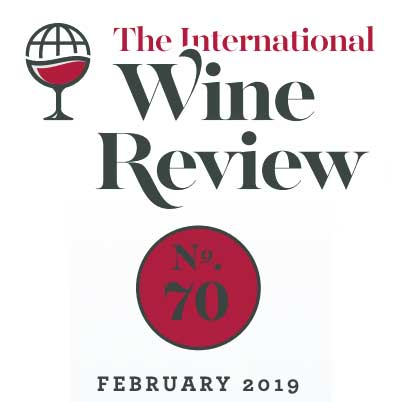 International Wine Review: Rocks District Report